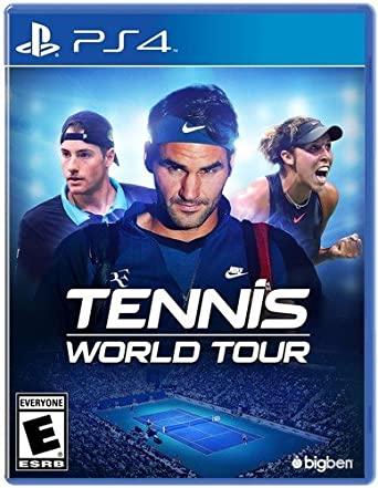 Best PS4 Tennis Games 2020