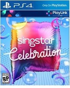 PS4 Singing/Karaoke Games 2020
