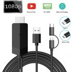 15 Micro USB to HDMI (Cables/Adapters) 2021