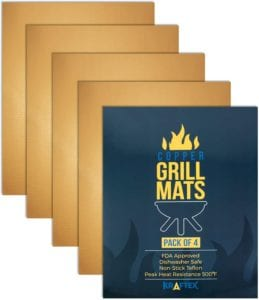 Best Copper Grill Mats 2020
