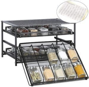 Pull Out Rack Spices 2020