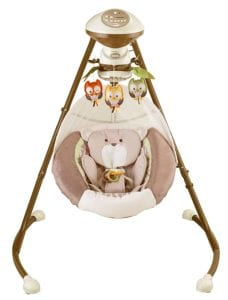 Portable Baby Swings 2020