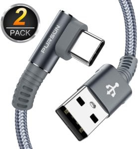 Right Angle USB C Cables 2020
