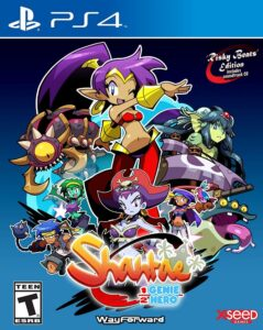 All Shantae Games in Order 2020