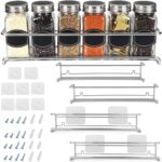 Top 15 Cabinet Door Spice Rack 2021