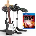Top 15 Best PS4 Music/Guitar Games 2020