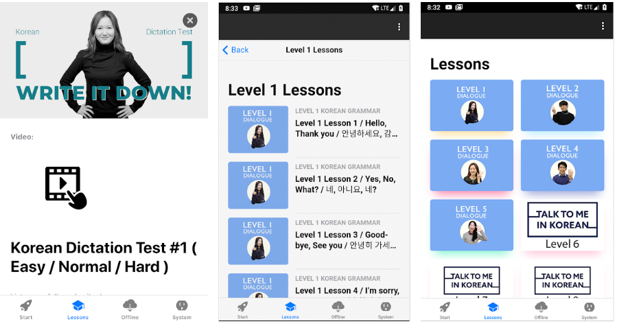 Best Korean learning Apps Android/iPhone 2020