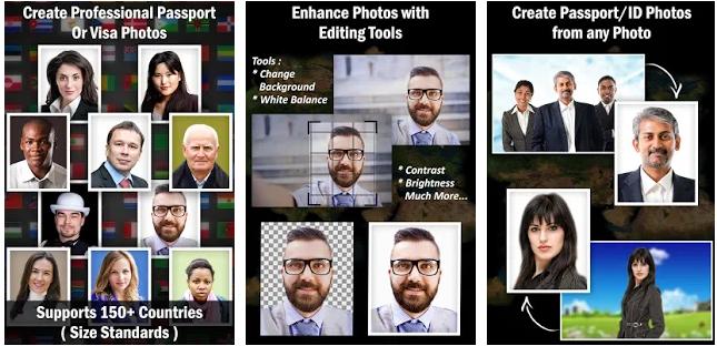 Best Passport Size Photo Apps 2020