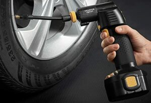 Idea works Cordless Tire Inflator 2020