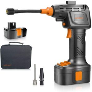 Idea works Cordless Tire Inflator 2021