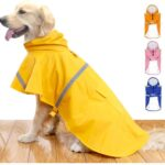 Top 15 Best Hde Dog Raincoat Hooded 2020