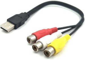 USB to AUX adapters 2020