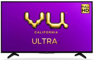 Best 43 Inches Television India 2020