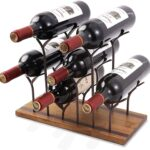 Top 15 Countertop Wine Rack 2021