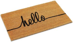 Best Hello Door Mats 2020