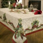 Top 15 Best Christmas Tablecloth Fabric 2021