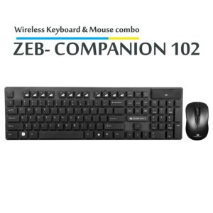 Wireless (Keyboard/Mouse) India 2020