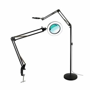 Best Swing Arm Magnifying Lamps 2020