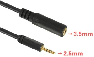 Best 2.5 mm To 3.5 mm Adapters 2020