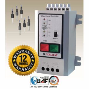 Fully Automatic Water Level Controller 2020